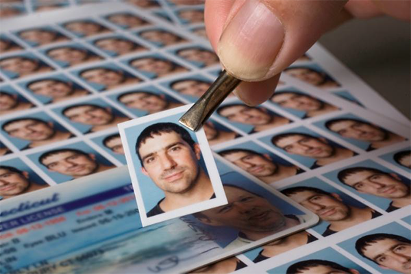 Identity Fraud Photo